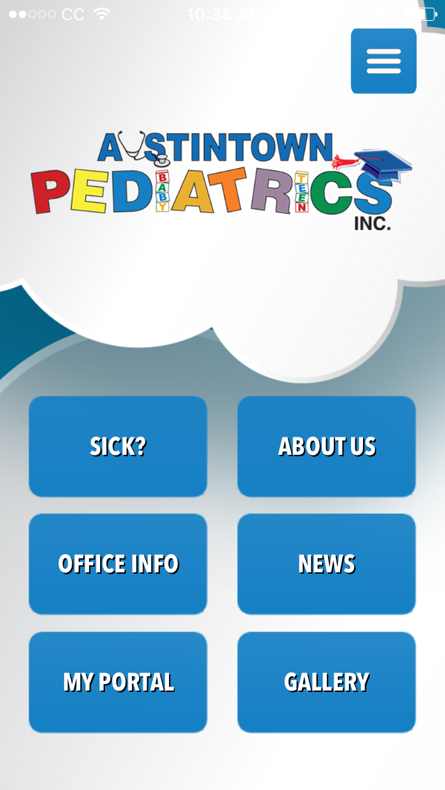 Austintown Pediatrics Mobile App